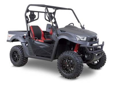 buggy rental Kymco 700cc automatic
