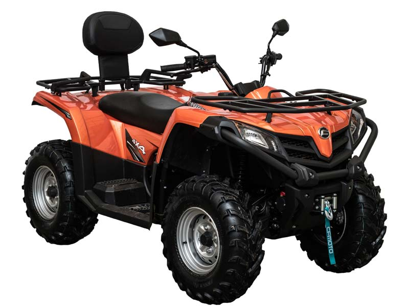 cfforce quad 500cc