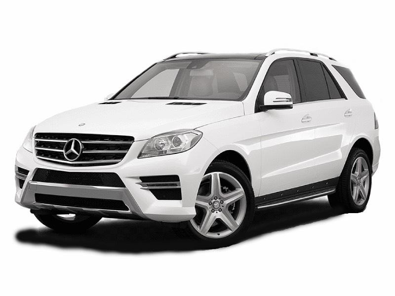 Mercedes-Benz M Klasse zu vermieten in Zypern