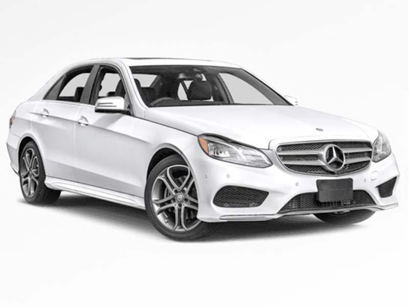 Mercedes E 250 car rental Cyprus
