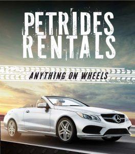 Autovermietung Zypern: Petrides Rentals Paphos